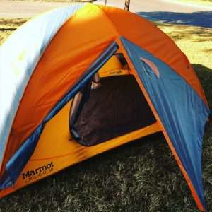 camping, tent