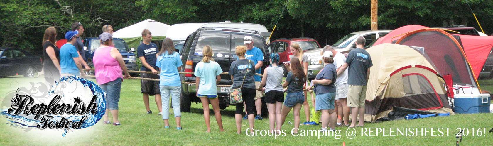 Groups Camping
