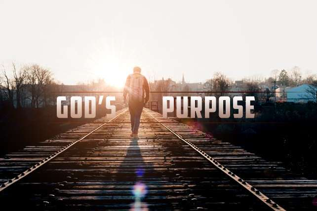 God's Purpose For Teens