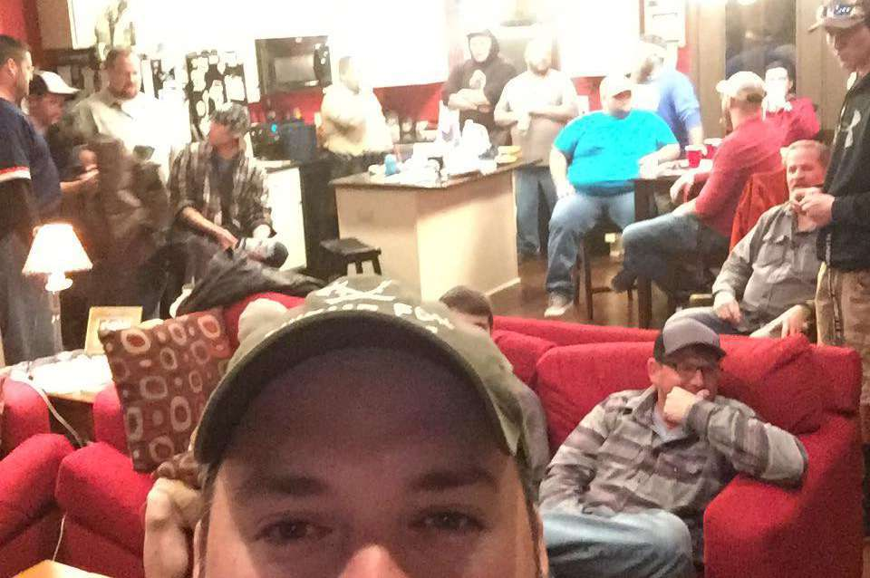 Men's Ranch Meeting - Connection