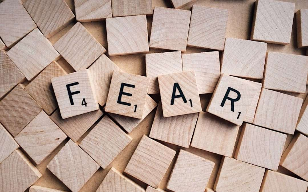 The King of Fear in Your Life